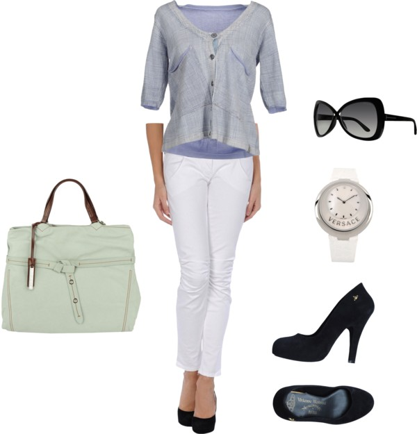 Mighty Green | Casual Outfit Idea