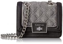 Calvin Klein Studded Novelty Crossbody Convertible Shoulder Bag
