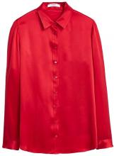 Mango Women's Satin Shirt