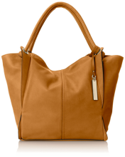 Vince Camuto Halie Travel Tote in Rich Auburn