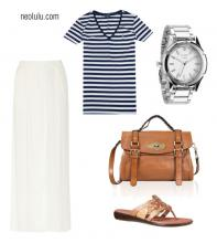 Marina Hot Breeze | Relaxed Summer Outfit Idea