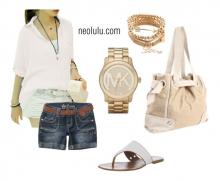 Sweet and Cool | Trendy Summer Outfit Idea
