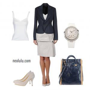 Funky Business | Summer Office Outfit Idea